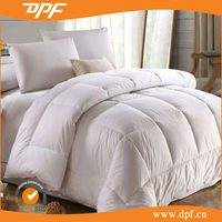 China factory supply for hotel goose down comforter duvet
