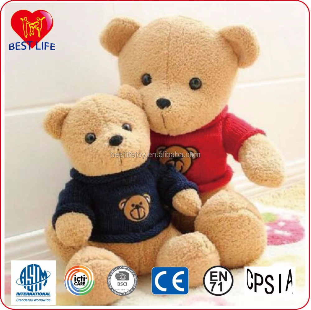hot sell plush stuff toy teddy bear plush toys promotion (PTAL0816541)
