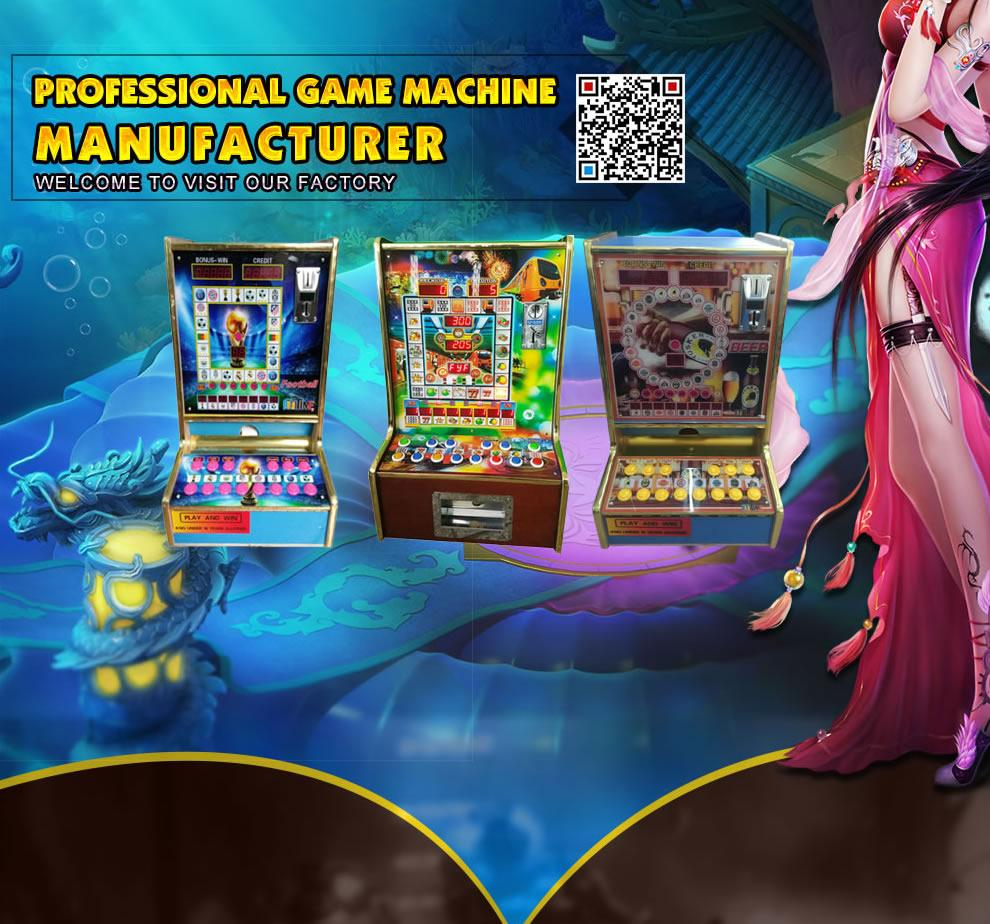 slot machine hardware