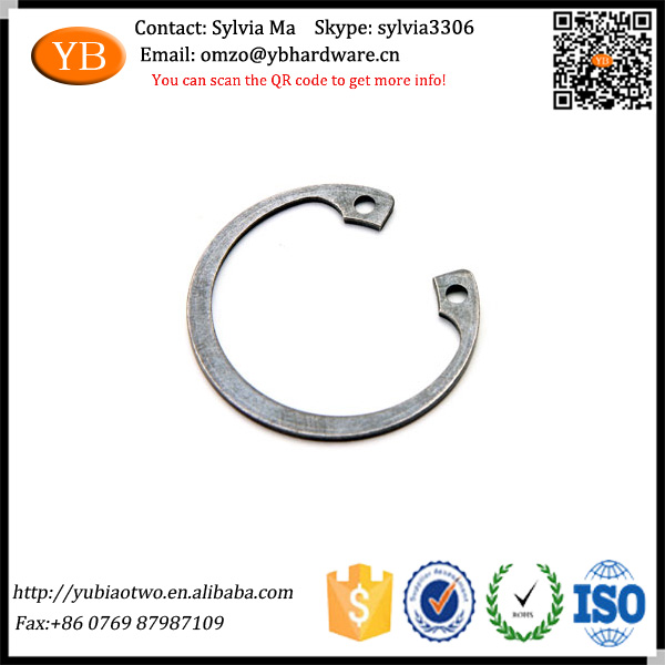Mold How to Stamping Spring Steel Metal Shaft Circlips