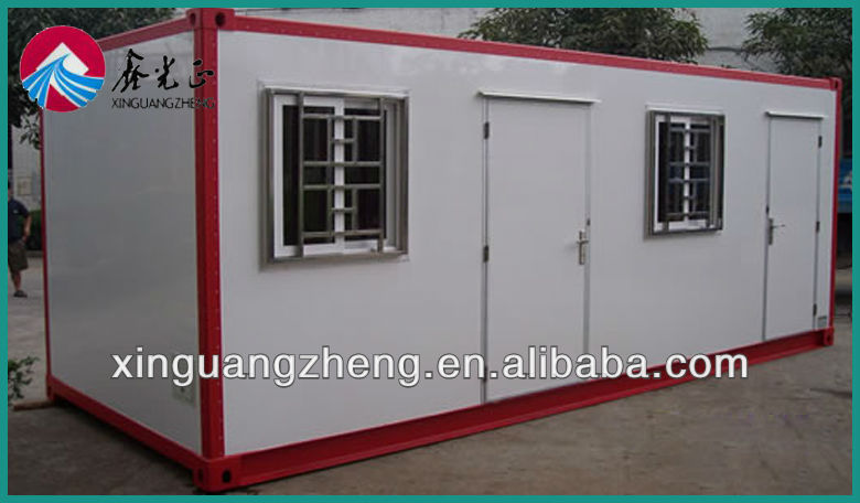 prefabricated cheap nice house 50mm thickness EPS sandwich panel