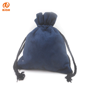 Dust Pouch Bag/Flannel Drawstring Pouch/ Cotton Canvas Packing Bag