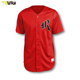 2017 new custom sublimated youth baseball uniform