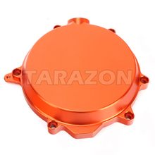 CNC anodized billet clutch cover for Ktm 250SXF dirt bike