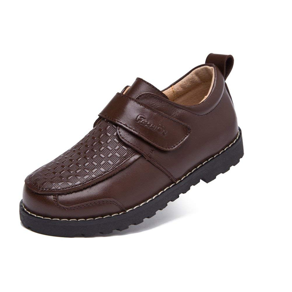 Get Quotations · JINANLIPIN Boys School Oxfords Shoes Anti-Slip Comfort  Loafer Dress Shoes (Toddler Little ed59a2efac3c