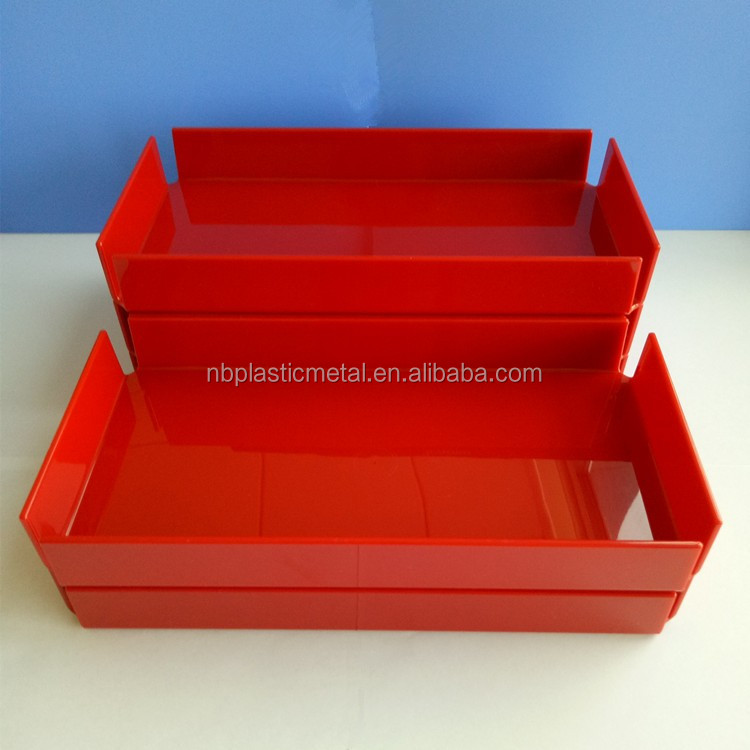 Ningbo Zhejiang factory disposable plastic divided food tray for china