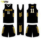 short sleeve designer basketball jersey uniforms black