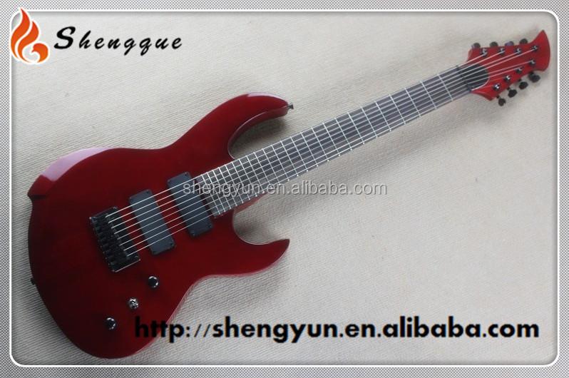 custom cheap neck through 8 strings bass guitars. Black Bedroom Furniture Sets. Home Design Ideas