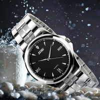 China Wholesale Exquisite Accessories Classic Stainless Steel Watch Bracelet for Men
