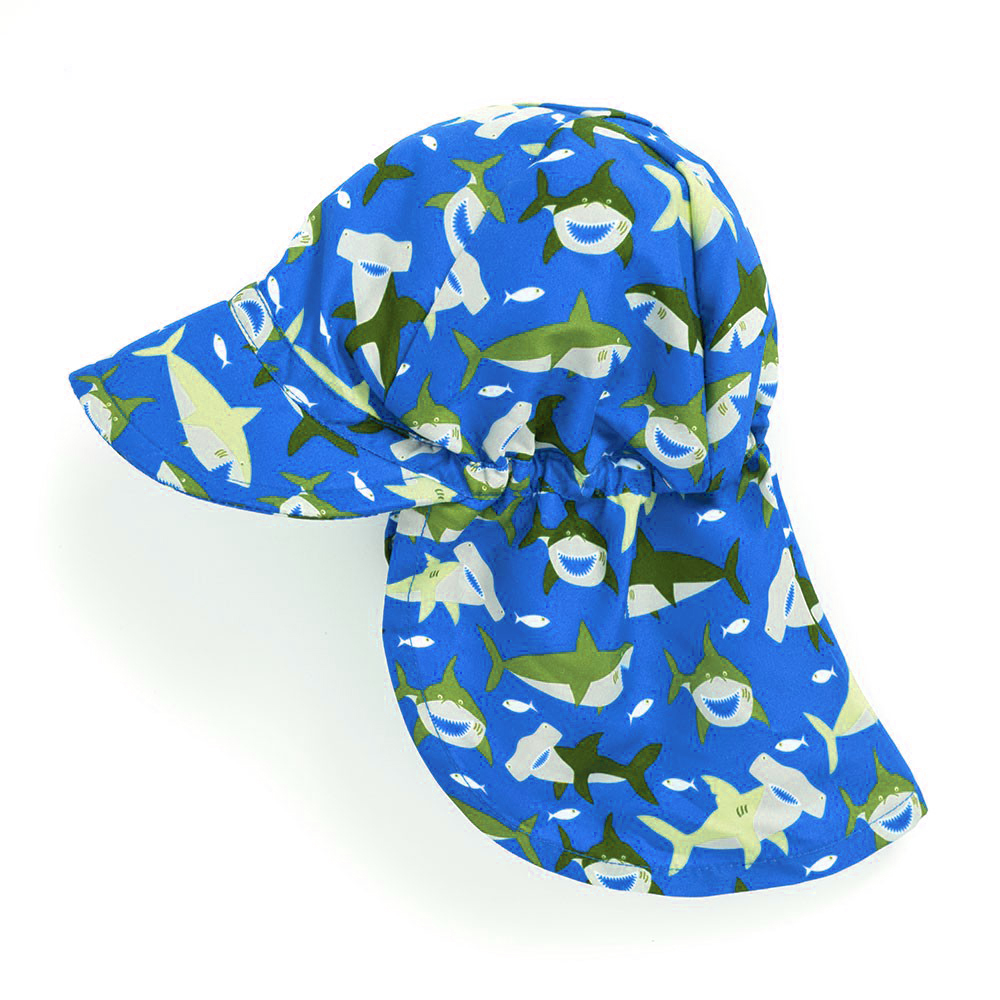 41d9a31a912 Custom kids uv floral cartoon animal pattern sun hat UPF50+ baby   toddler  flap sun protection