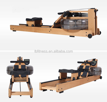 Gym Equipment Commercial Cardio Machine Water Rower Wooden Rowing Machines Wood Rowing Machine Buy Gym Equipmentwood Rowing Machine Multi Gym