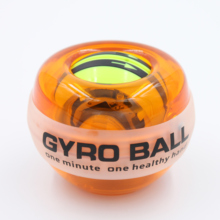 Pols <span class=keywords><strong>Trainer</strong></span> LED Power ball Arm Strengthener Essentiële Gyroscopische Pols en Onderarm Exerciser Ball