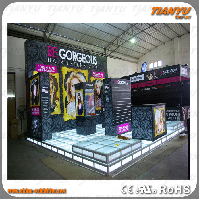 2015 outdoor china clothing displays trade shows