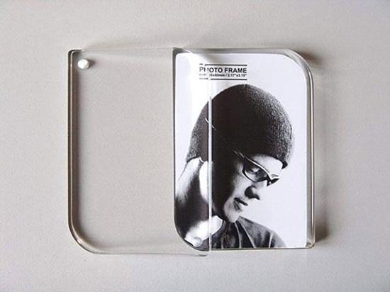 Super September Kauf Kunden Klaren Acryl Desktop Bilderrahmen Halter ...
