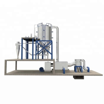 Cheap price environment protect centrifugal Spray dryer PLC control dryer