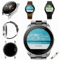 ODM/OEM wholesales the lastest mobile phone 1.22-inch round screen smart watch best quality smart watch phone