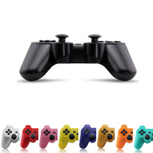 Voor <span class=keywords><strong>PS3</strong></span> Wireless Gamepad Dual Vibration Gamepad Voor <span class=keywords><strong>PS3</strong></span> Console <span class=keywords><strong>Joystick</strong></span> Gemaakt In China