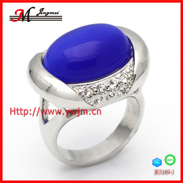 R3169-1 Big Stone jewelry resin ring molds