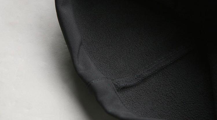 Dropshippign мужские свободного покроя брюки на открытом воздухе ветрозащитный водонепроницаемый флис хлопок брюки зима мягкий раковина под брюки