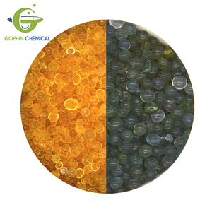 Edible Orange Dry Silica Gel with Good Adsorption and Low Price