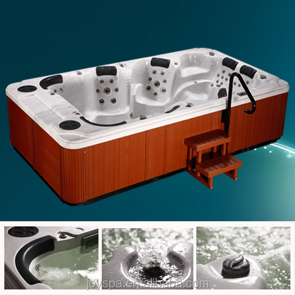 Spa Tubs Type and 118 Number of Jets massage outdoor spa