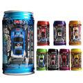 Free Shipping Coke Can Mini Speed RC Radio Remote Control Micro Racing Car Toy Gift K5BO