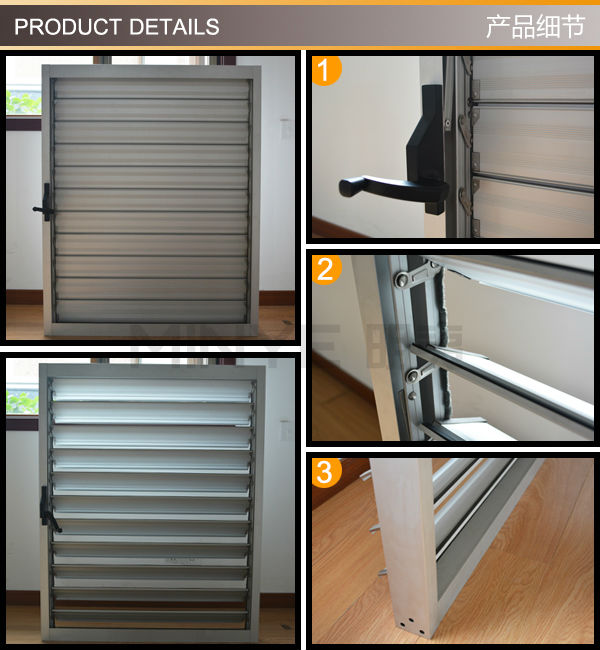 Bathroom Window Louvers frosted glass louver toilet window shutter design bathroom louver