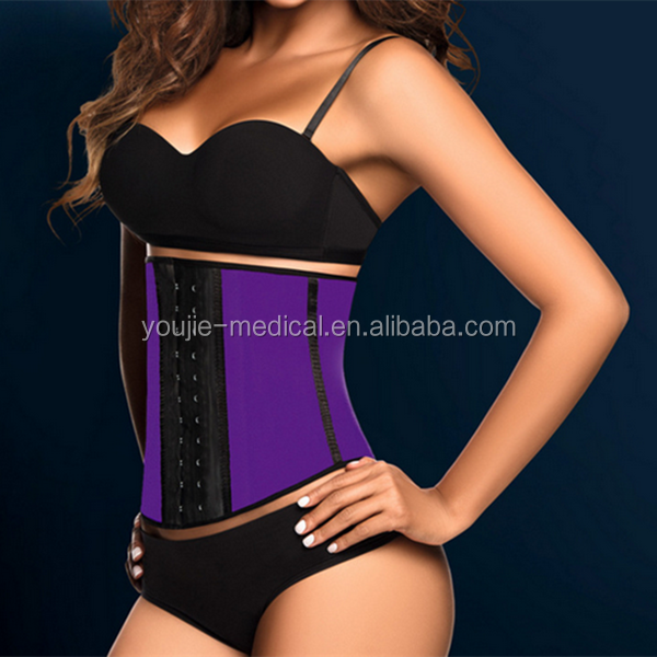 Online shop sexy underwear adjustable abdominal waist slimming corset for nice figure
