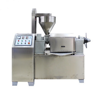OC-Z518-2 Hydraulic Sesame Coconut Olive Cold Press Oil Making Machine for Sale