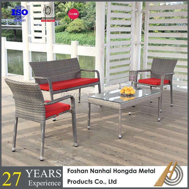 Tarrington Hausgartenmobel Simple Value 4 Sitzer Patio Furniture Set