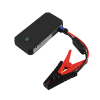 Double UBS 5V/2.1A output power station jump starter