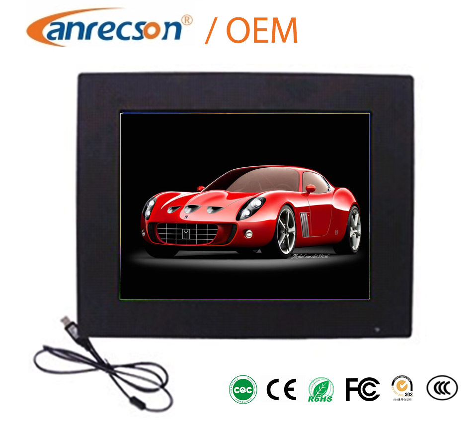 7 inch tft lcd color monitor