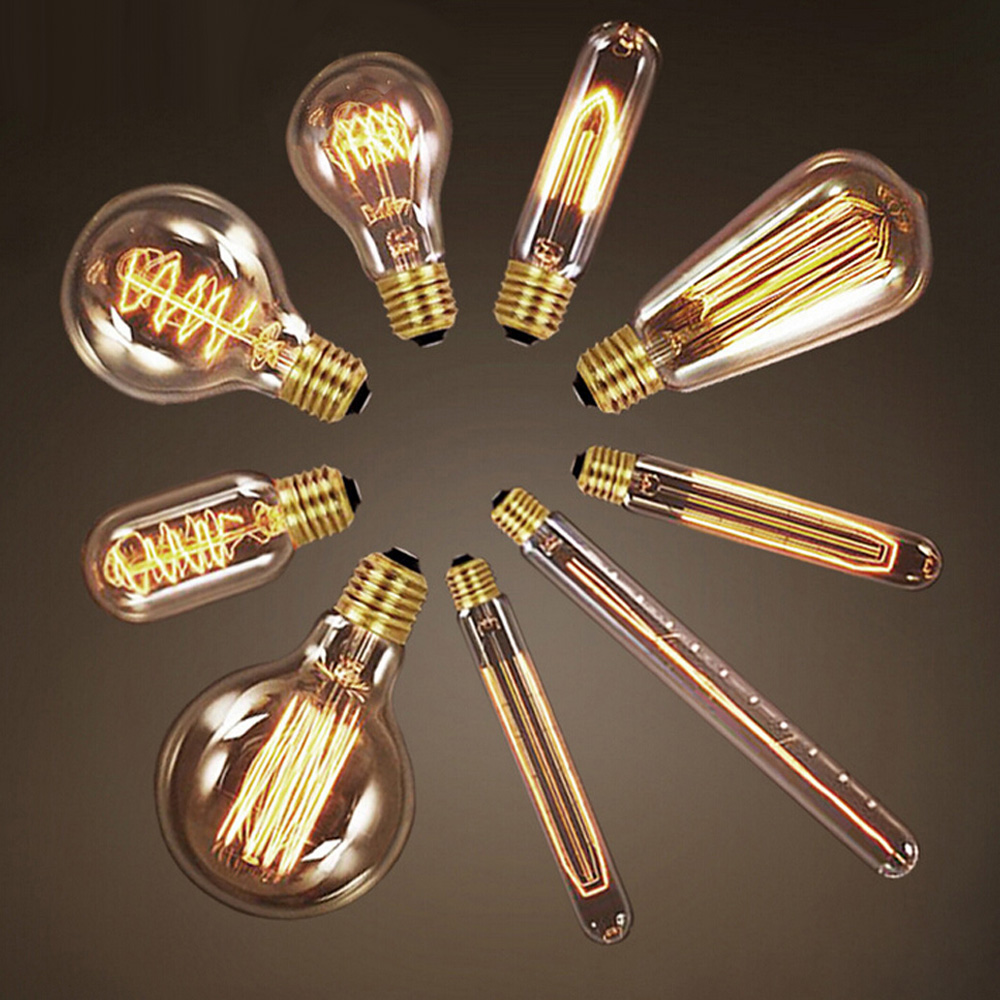 Hot product vintage energy saving e27 led filament <strong>bulb</strong>