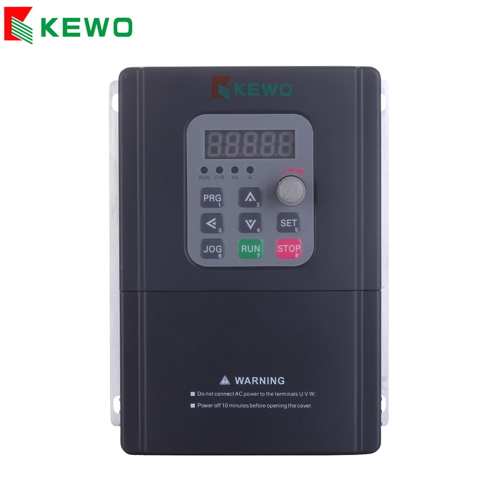 High Quality 0.75kw- 400kw 220-250V Variable Frequency Drive Inverter / AC motor speed controller