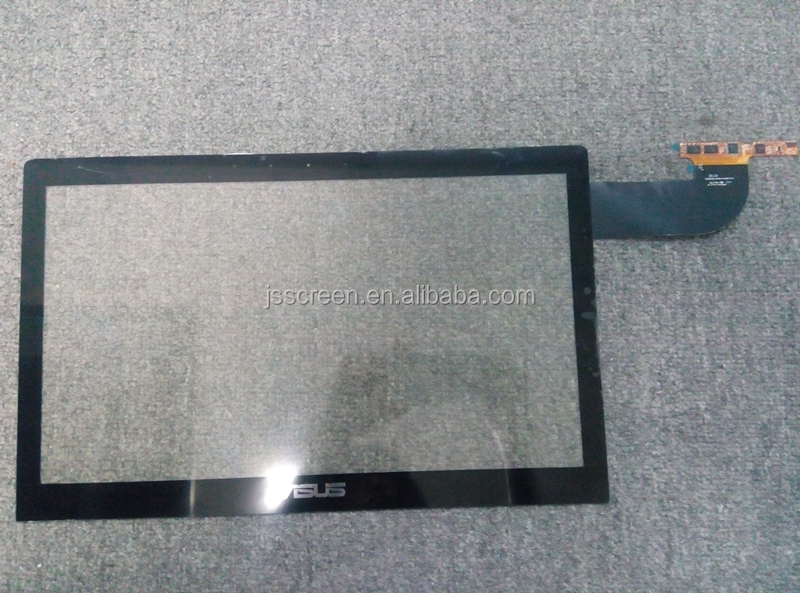 "15.6"" Laptop Touch Screen Digitizer Front Glass for Asus Vivobook Q550 Q550L Q501 Q502"