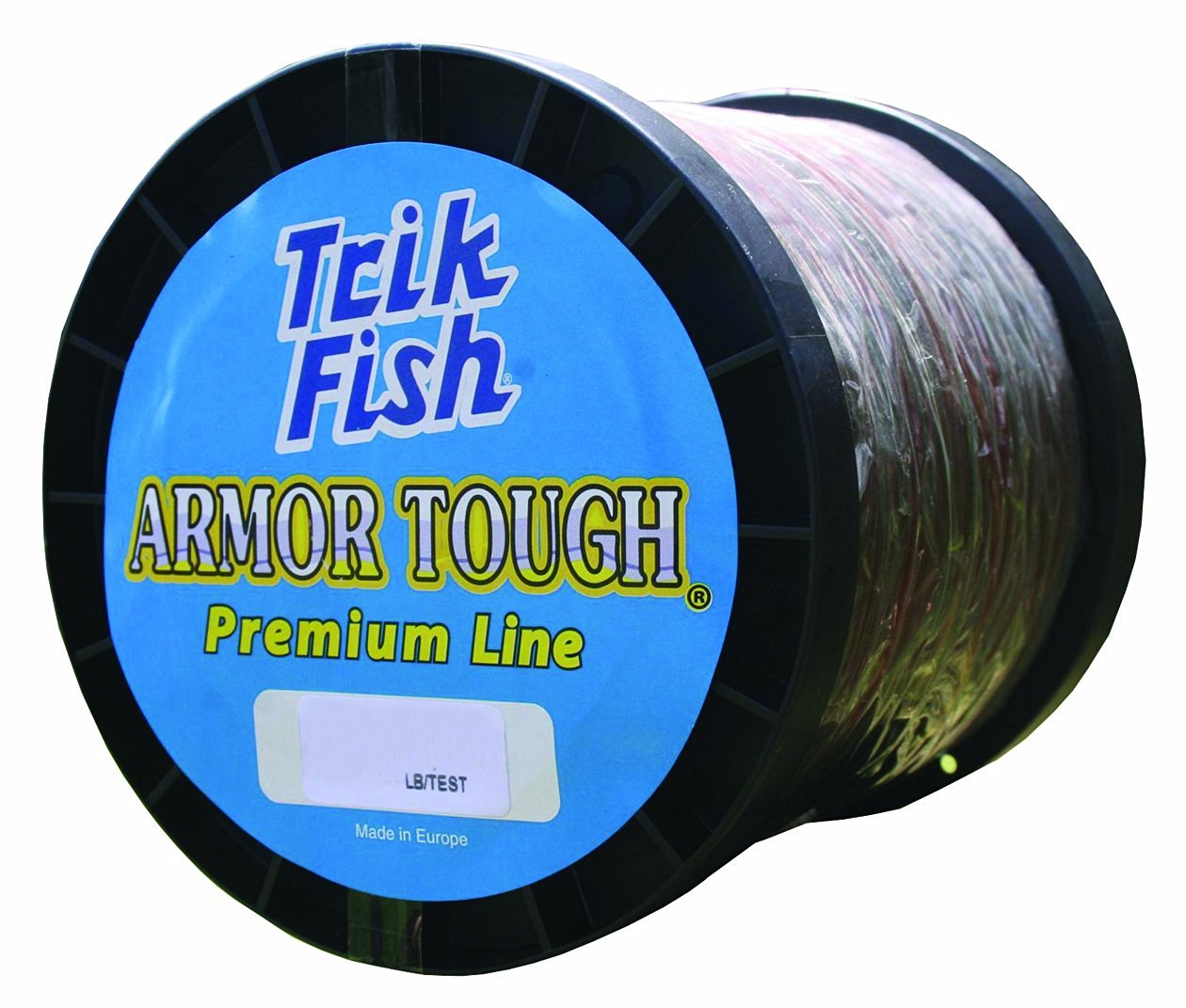 Trik Fish 001LB02005 Camo Mono 1-Pound Spool 20-Pound, 2600-Yards