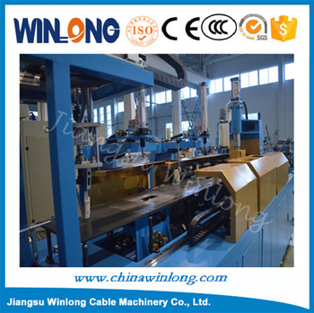 Power Cable Winding Coiling Machine Wire Coiling And