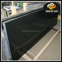 low price absolute black granite factory direct sale