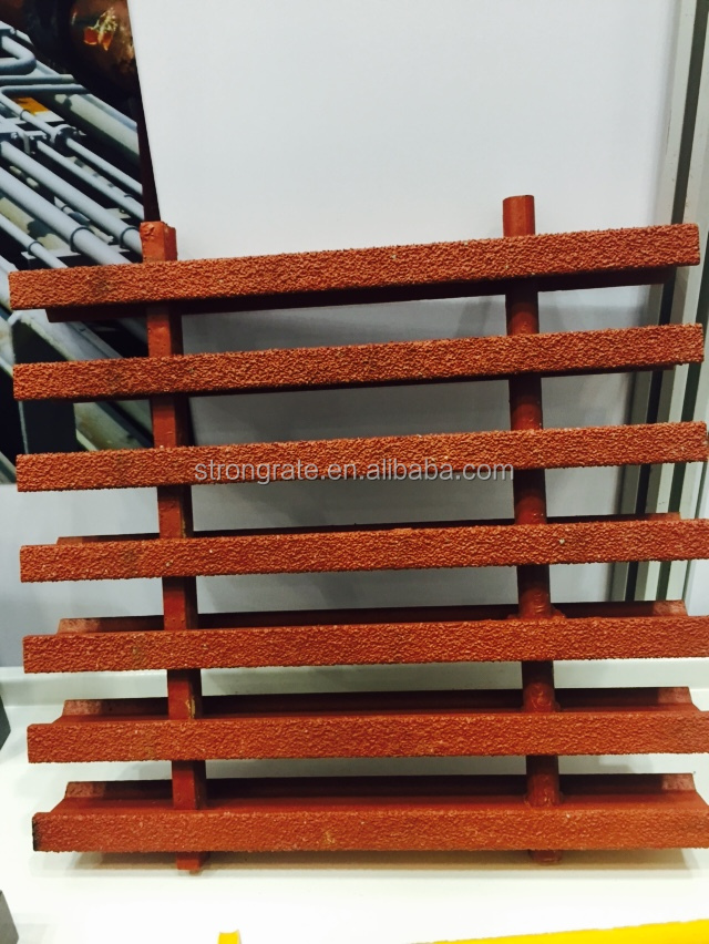 Stongrate Frp Pultruded Grating With Grit Surface