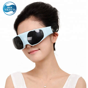 Hot Selling Eye Care Comfort Electric Vibration Eye Massager Tool