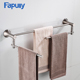 Fapully New style hotel stainless steel folding towel rack with three expanding towel rack