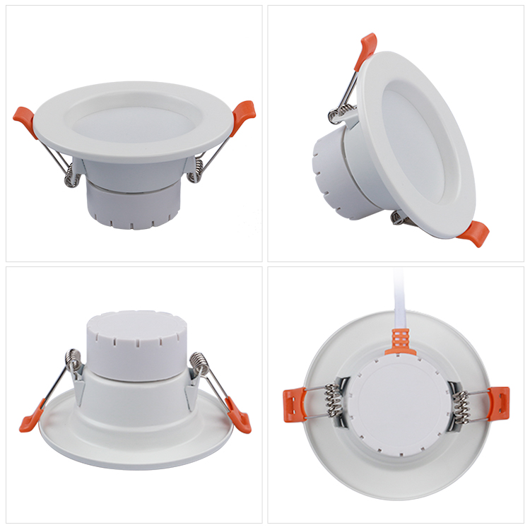 Wholesale Price Alu SMD led downlight 5w