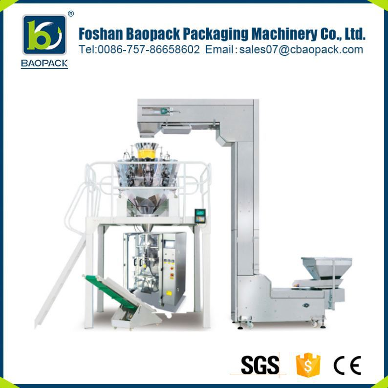 CB-LDVP52B China oem manufacturer with great price packaging machine for haw flakes best seller