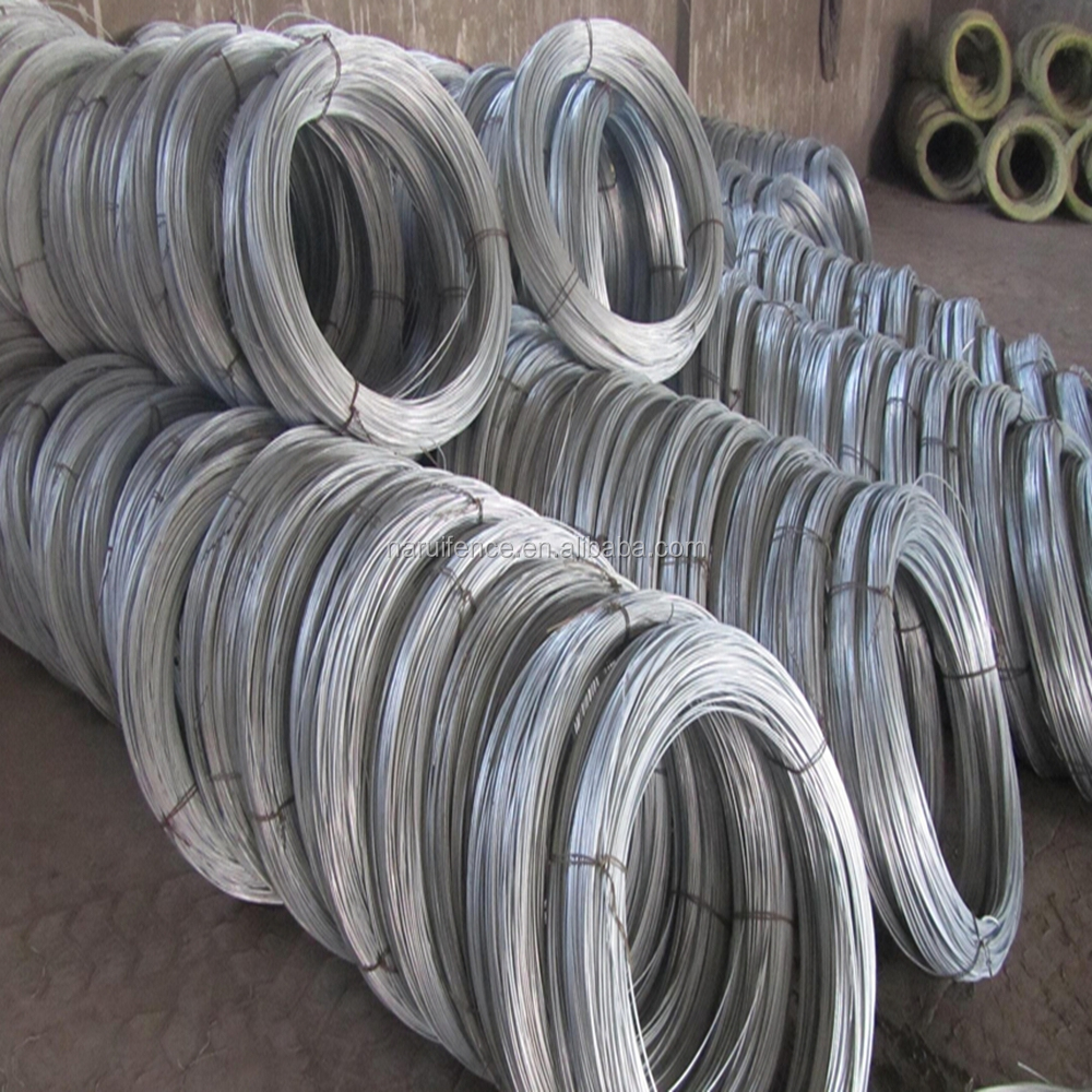 spool hot dipped galvanized steel wire