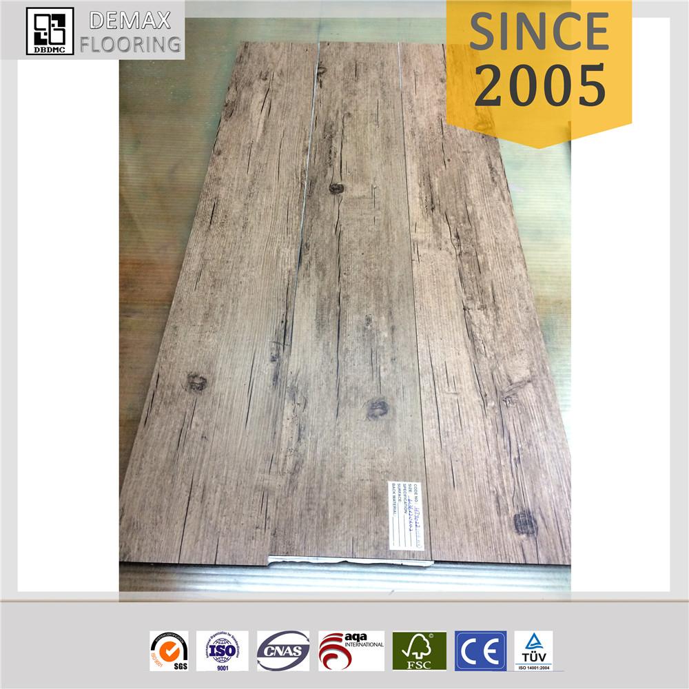 Eu Standard Certified Teak Wood Parquet