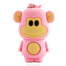 3D cute shape usb flash drive