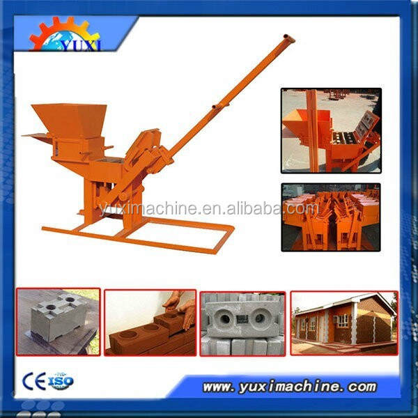 portable brick machine Egg Laying Burning-Free Concrete Brick/Block Machine for sale