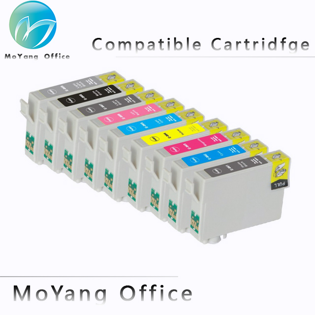 MoYang groothandel inkt cartridge printer cartridge met chip Compatibel voor EPSON stylus PHOTO R2880 printer