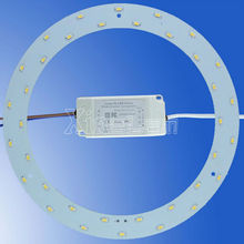 smd 5730 led ring lamp with magnet screws for ceiling light