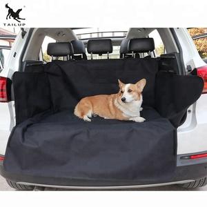 Waterproof Dog Car Seat Covers Hammock Trunk Cover Pets